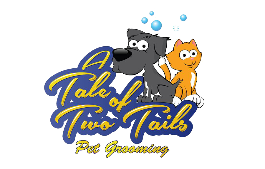 A Tale of Two Tails Pet Grooming logo