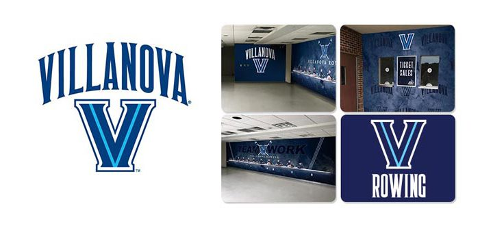 Villanova mockup graphics